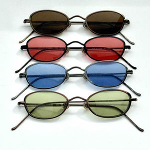 Microshapes - Japanese titanium eyewear
